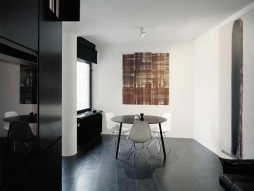 Black Minimalism by Erik Andersson Architects