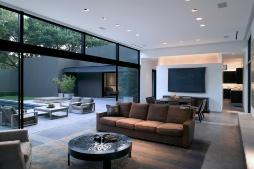 Berkshire Residence in Dallas by MSM Group