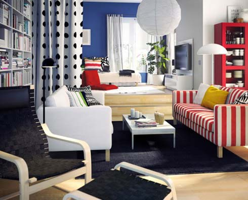 IKEA Catalog 2010 for Living Room