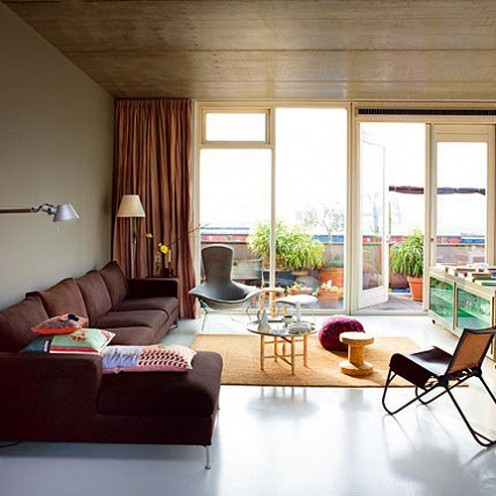 Industrial Apartment from The Netherlands