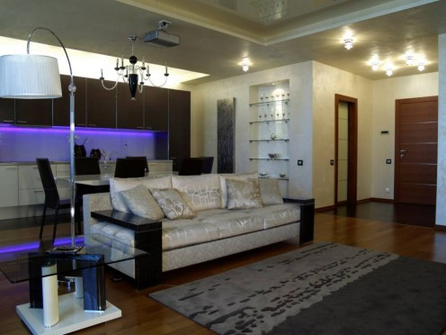 Modern and Comfortable Apartment in Beige