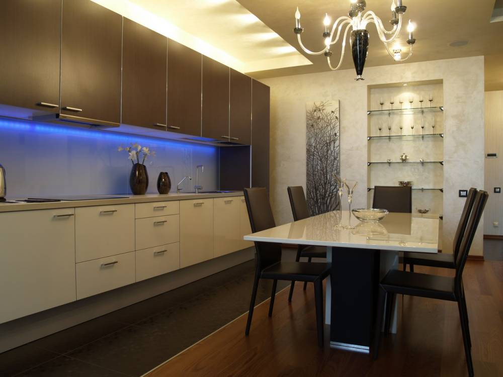 Дизайн кухни 11кв