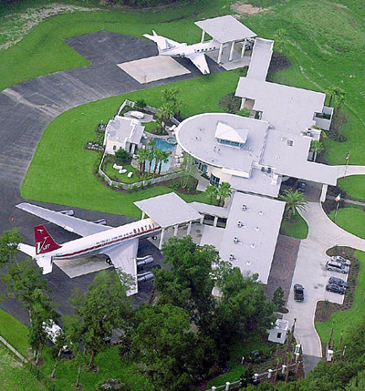 The Fabulous House of John Travolta