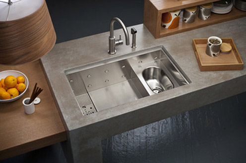 Cascade - Kitchen Sink for Small Kitchen