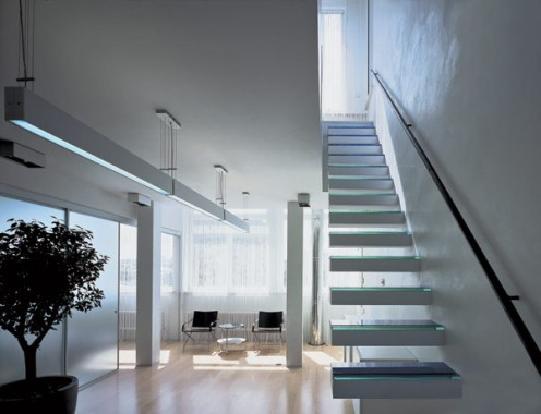 Minimalist Interior Design with Very Much Light