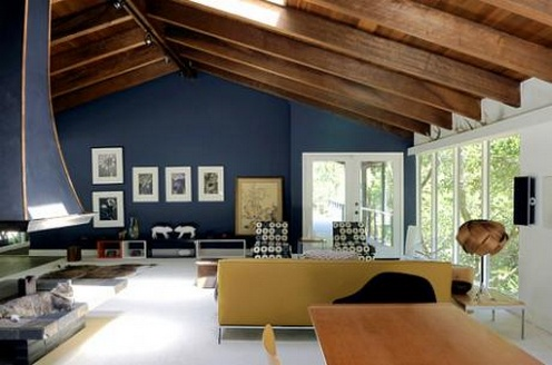 Modern Interior Of A Country House Of Jean Orlebeke Best Home News