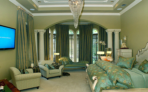 Master Bedroom Furniture on Interior Design  Architecture  Furniture  Landscape And Decorating