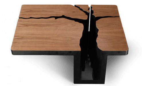 The Stink Tree - Fun Coffee table by Dylan Gold