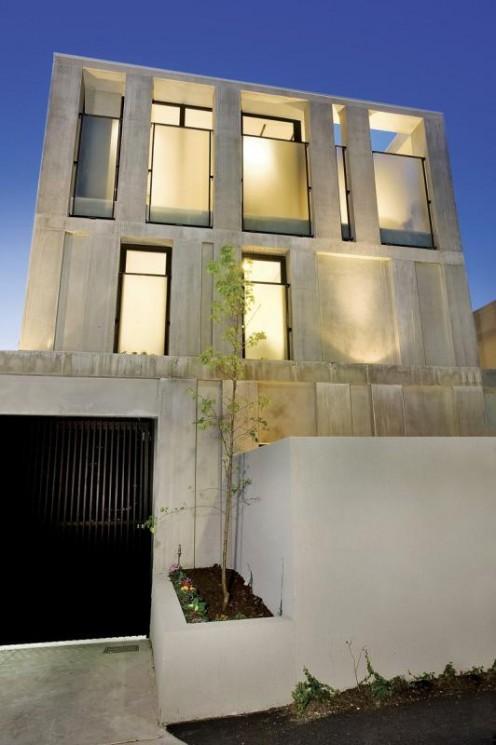 Ultra Contemporary Apartment by B.E.Architecture