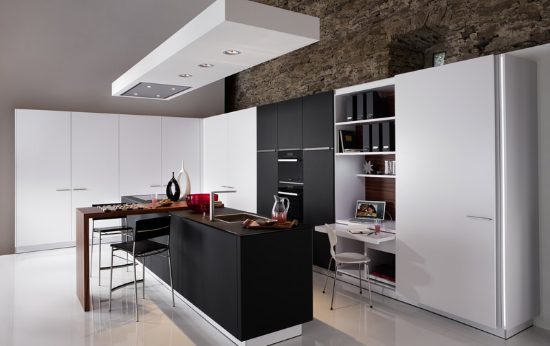 warendorf new kitchen brand from miele and philippe starck - Philippe Starck Kitchen