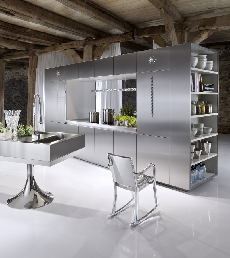 Warendorf   New Kitchen Brand From Miele And Philippe Starck