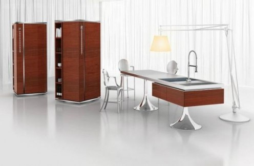 Warendorf - New Kitchen Brand from Miele and Philippe Starck