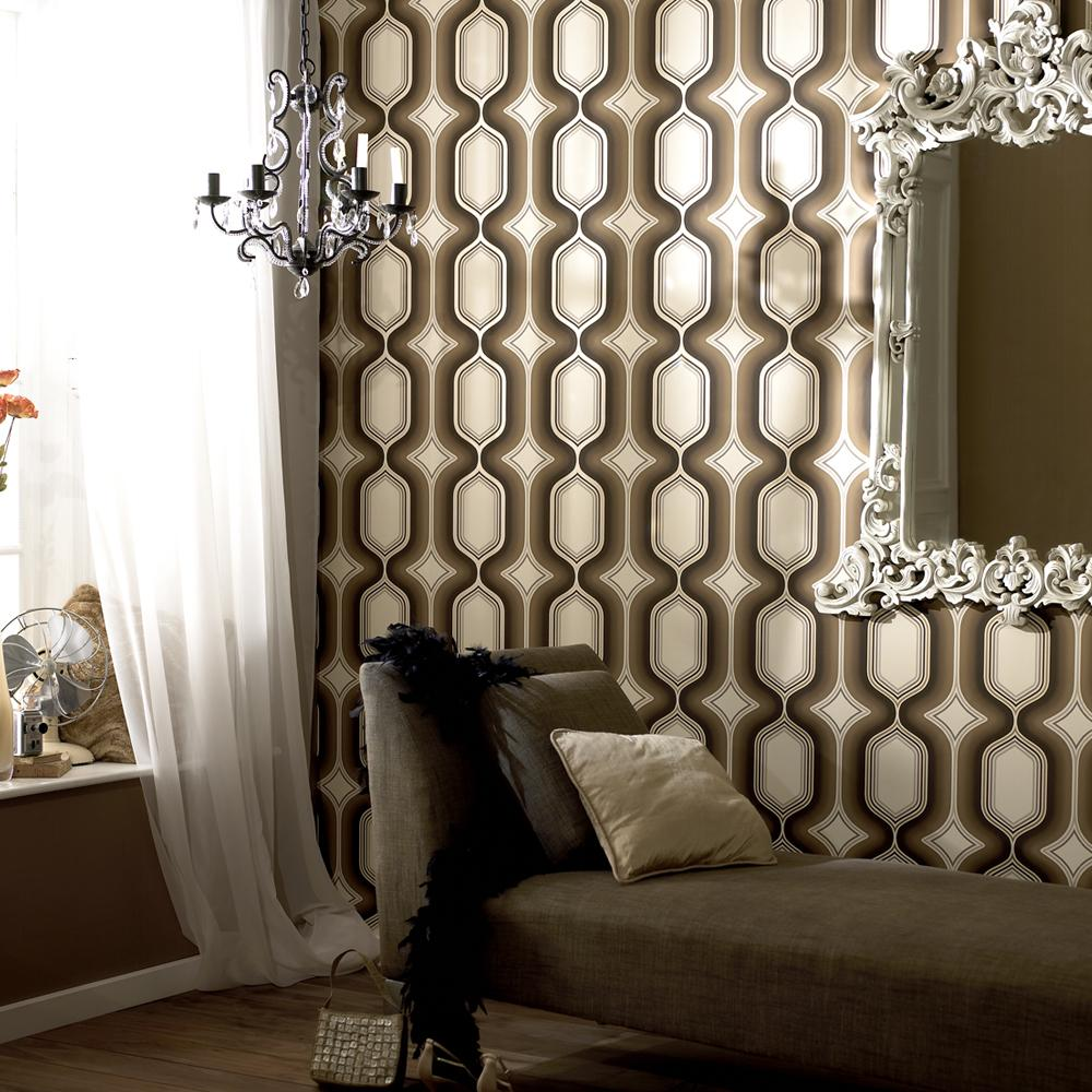 Splendid wallpapers by graham and brown best home news for Contemporary designer wallpaper