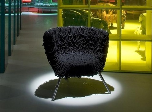 Vermelha - Amazing Armchair by Edra