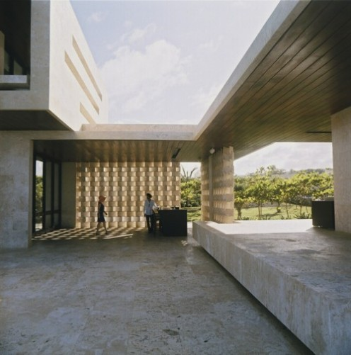 Casa Kimball in Dominican Republic by Rangr Studio