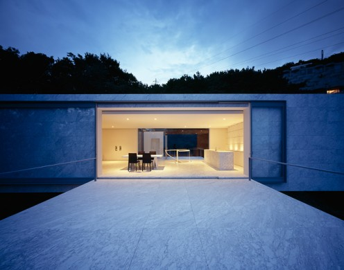 Plus House by Mount Fuji Architects Studio