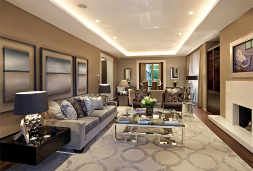 Kenwood Place - Luxury Apartments for Aristocrats