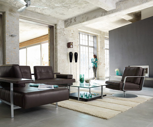 Dono - Modular Sofa from Rolf Benz