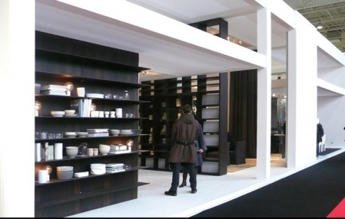 Poliform and Varenna at the Maison & Objet