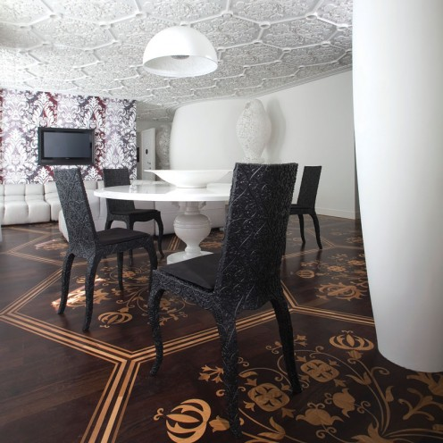 Exclusive Interior Design by Marcel Wanders