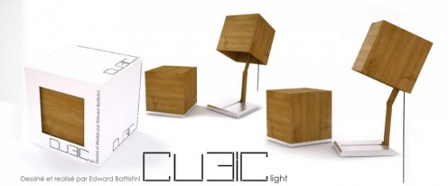 Cubic Light by Edward Battistini