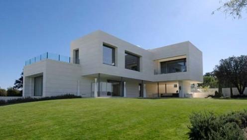Impressive Luxury Villa in Madrid, Spain