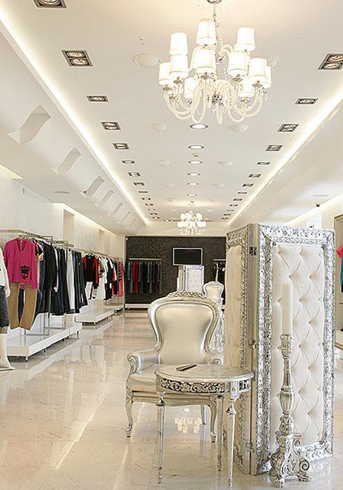 Kokon Light - Glamourous Store in Odessa, Ukraine