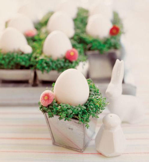 Spring decoration for easter table best home news ll about interior design architecture - Table easter decorations ...