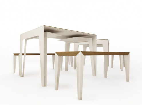 "Table ""4 X 4"" by Denis Belenko"
