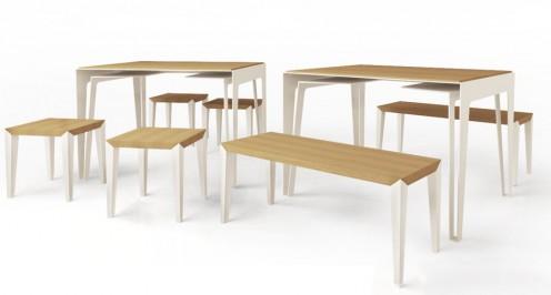 """Table """"4 X 4"""" by Denis Belenko"""