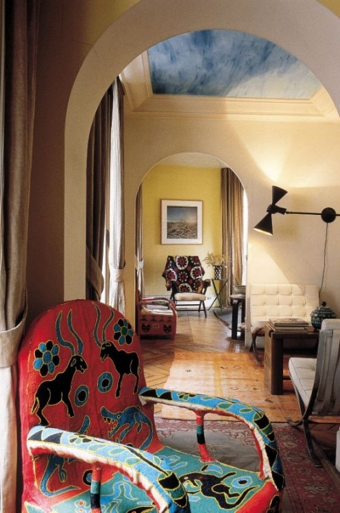 vintage-in-paris-the-apartment-of-christian-louboutin-5