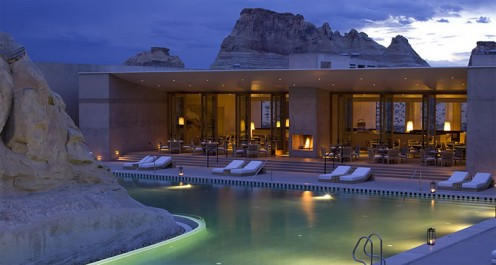 Amangiri – Luxury Desert Hotel with Prize for Design