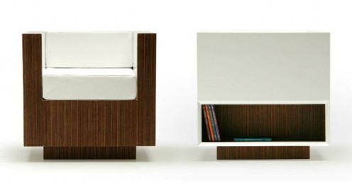 Cool Modern Furniture for Living Room from Ubica