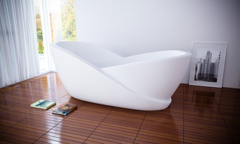 Infinity Bathtub by Aleksander Mukomelov
