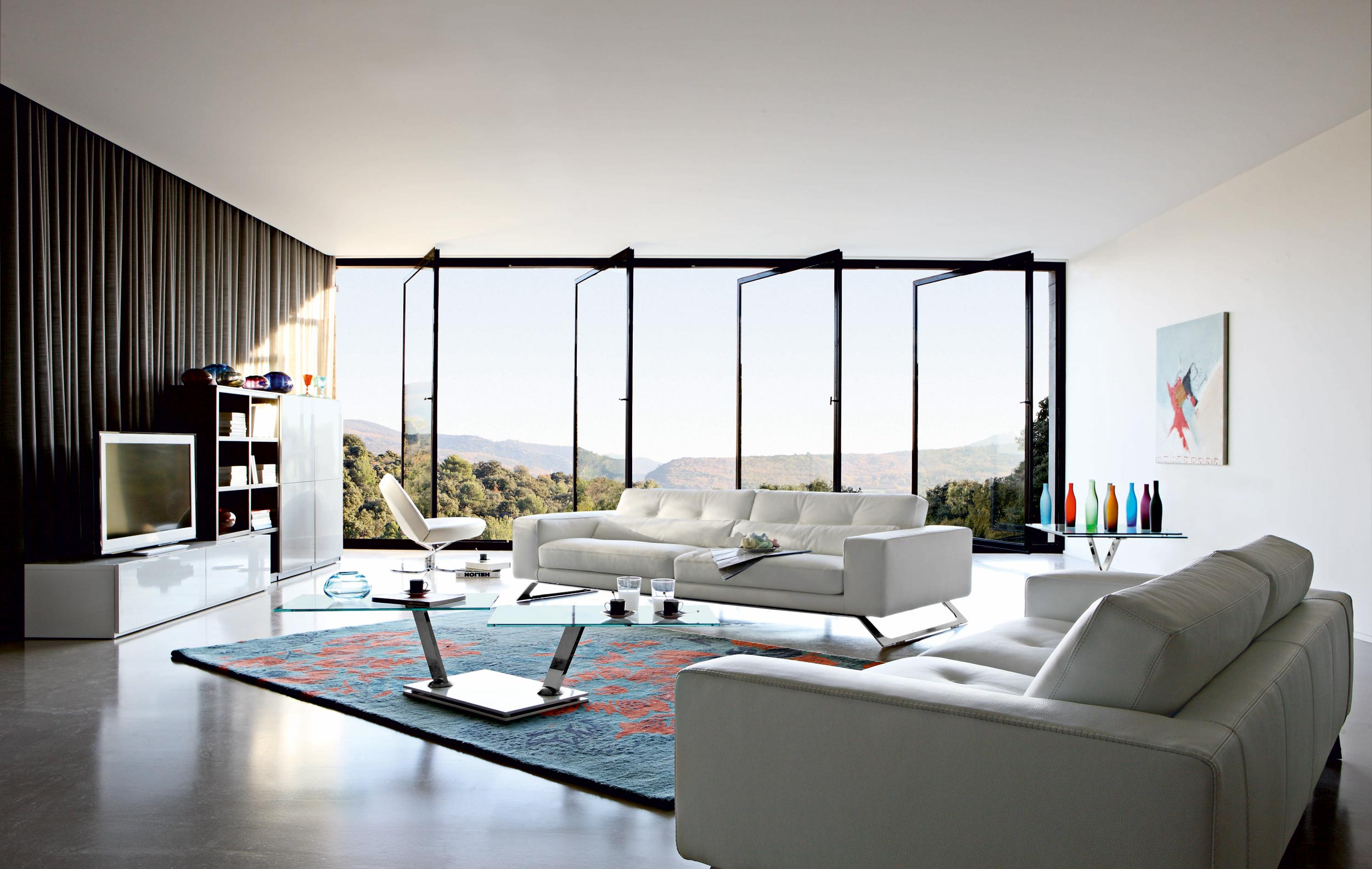 modern sofas collection 2010 from roche bobois best home news
