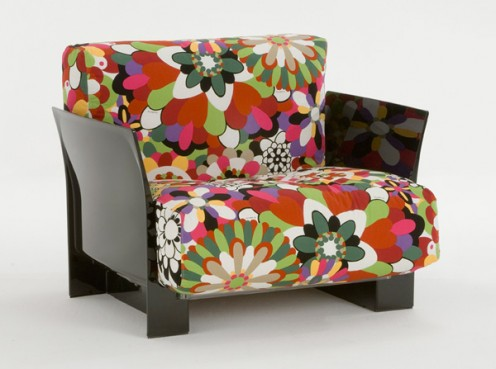 Pop - New Version of the Armchair from Kartell