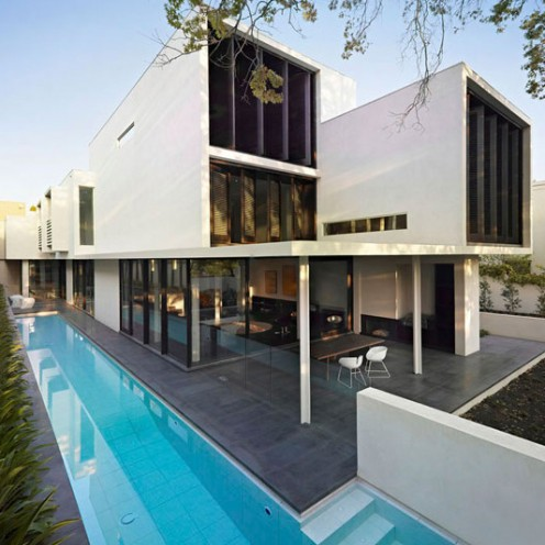Verdant Avenue by Robert Mills Architects