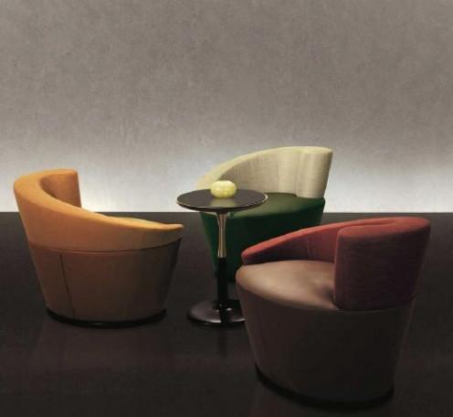 Ellis - Modular Armchair by Giorgetti