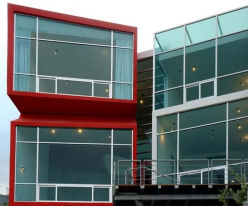 MS Borbon House by 7XA Taller de Arquitectura