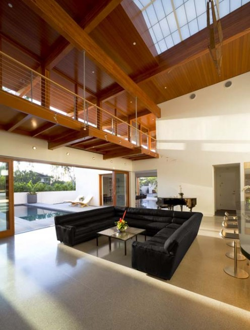 Chestnut - Green House by LPA Architects