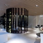 Modern B&B Italia Showroom in Paris by Jean Marie Massaud