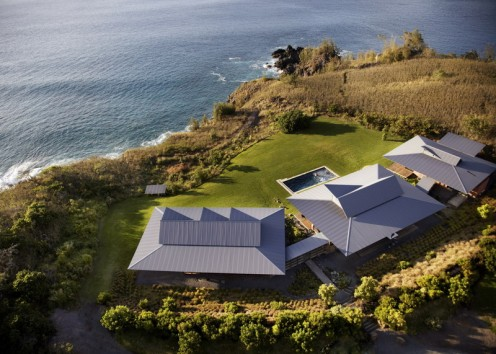 Slaughterhouse – The Luxury Beach House Design in Maui