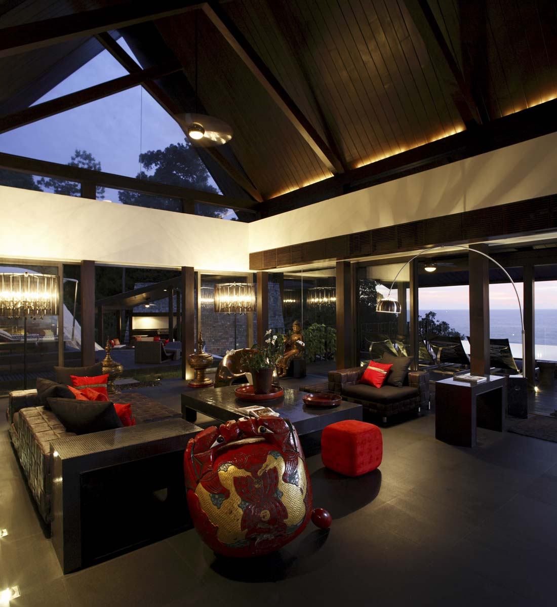 Ultra Luxurious Villa On Phuket By Naga Concepts Best Home News Ll About Interior Design