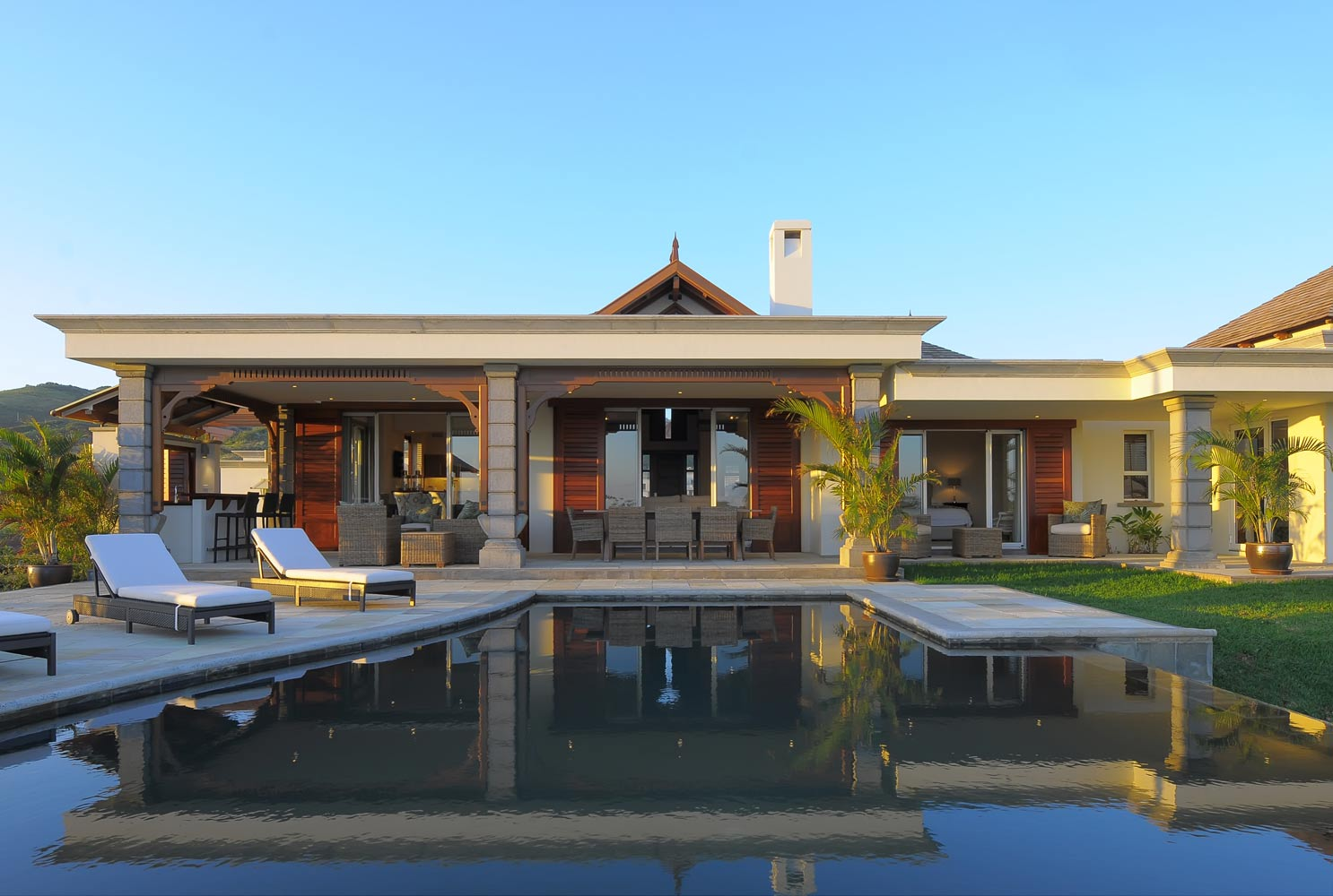 Villas valriche mauritius one of the top 10 best luxury for Top 10 luxury homes