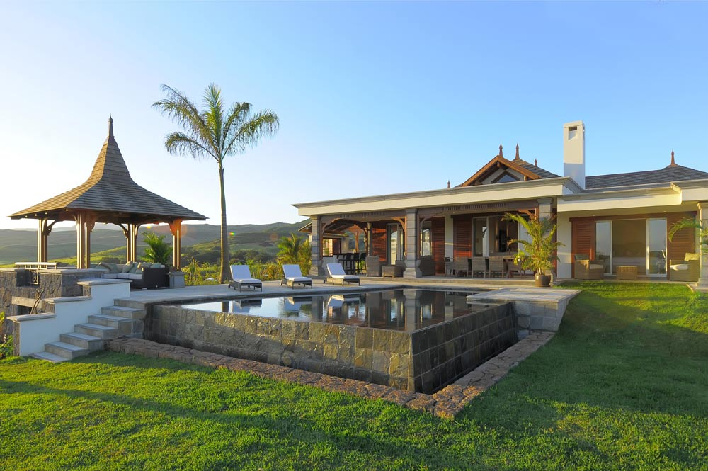 Villas valriche mauritius one of the top 10 best luxury for World best home design