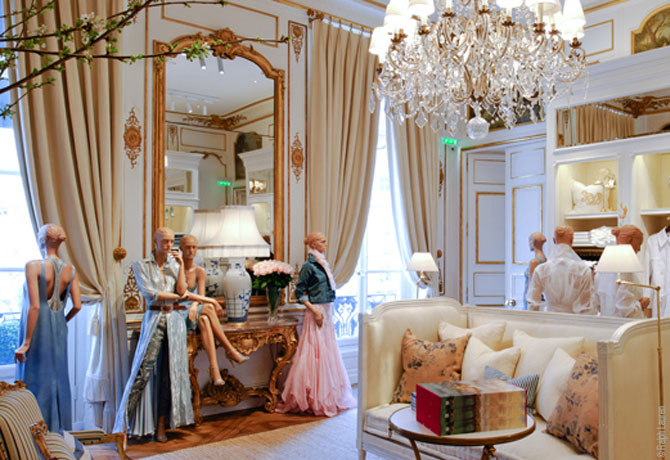 The Store Of Ralph Lauren In Paris Best Home News Аll