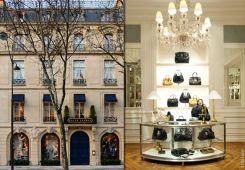 The Store of Ralph Lauren in Paris